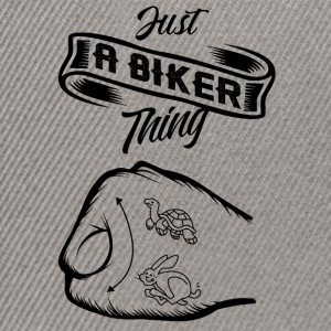 Just a biker thing! - Snapback Cap