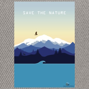Save Nature - Snapback cap