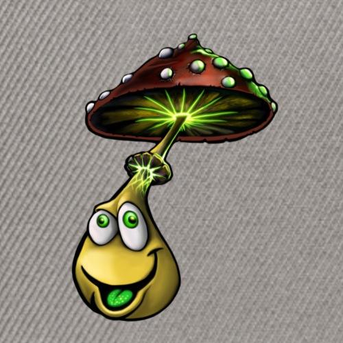 Happy mushroom - Casquette snapback