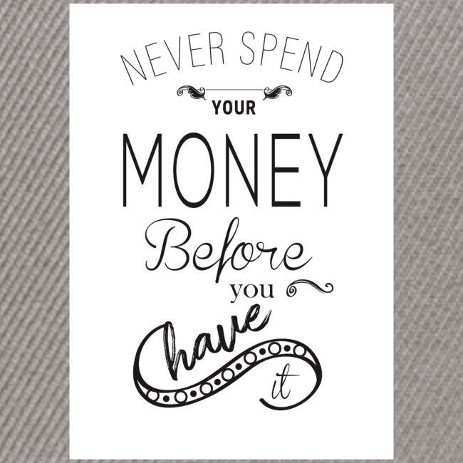 Spending is the season