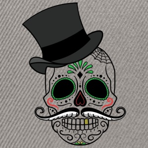 Day of the Dead - Skull - Snapback Cap
