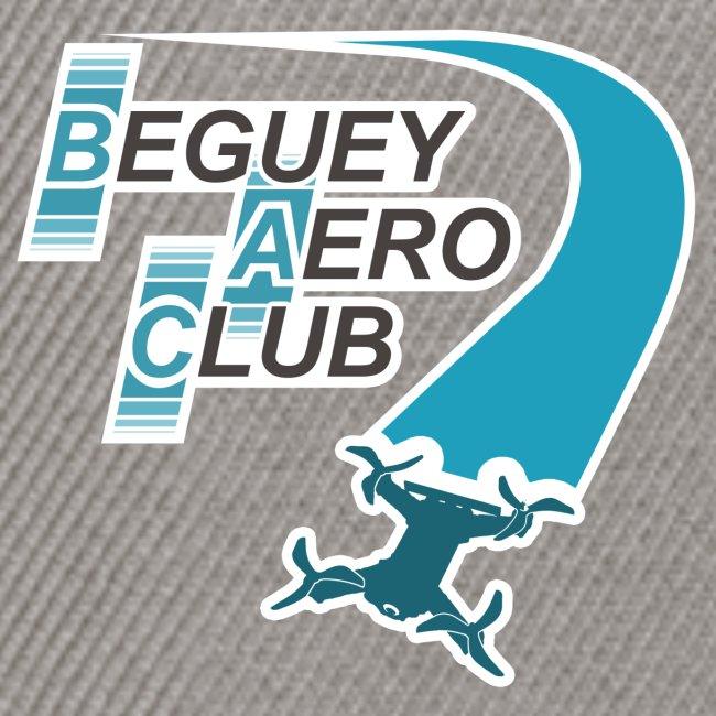 logo Le B.A.C. 2018 Racer bordure blanche
