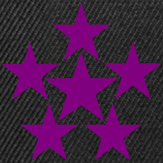 5 STAR lilla