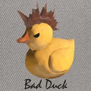 Bad Duck v2 - Snapback Cap