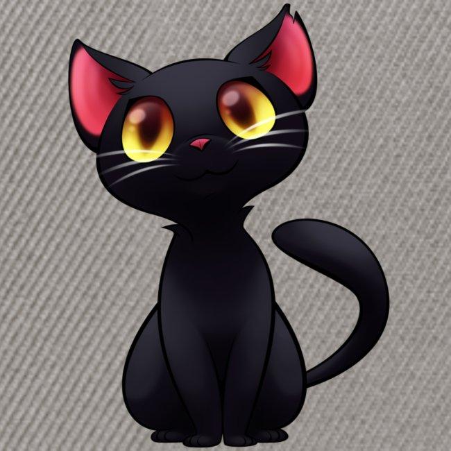 Black Cat - gatto nero