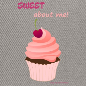 Sweet about me - Snapback Cap