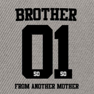 BROTHER FROM ANOTHER MOTHER 01 - Snapback Cap