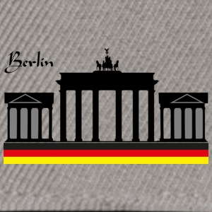 We zijn Berlin - Snapback cap