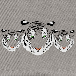 withe Tiger - Snapbackkeps