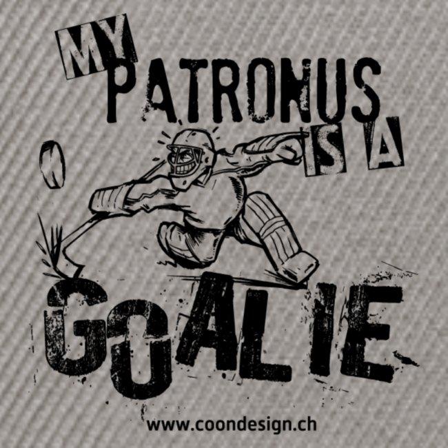 My Patronus is a Goalie