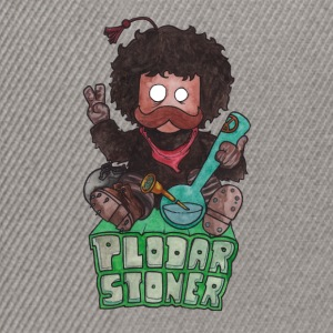 Plodar stoner colored - Snapback Cap