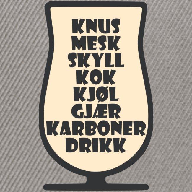 Bryggeglass