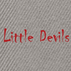little devils designer clothing - Snapback Cap