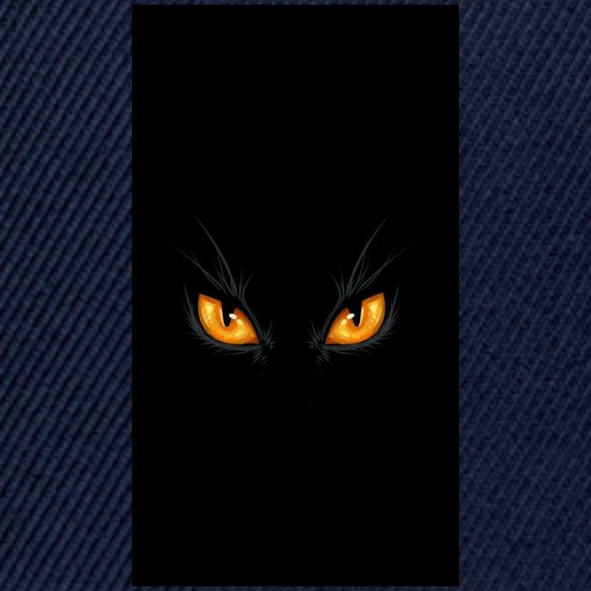 Black cat eye
