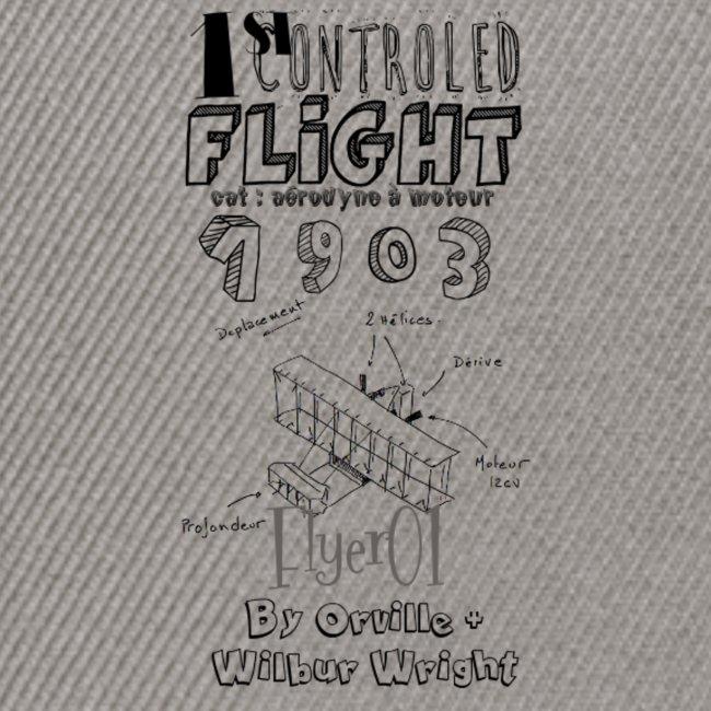 1stcontroled flight