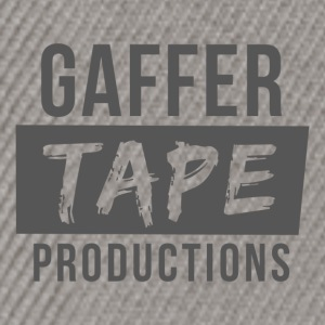 Gaffer Tape Productions - Snapback cap