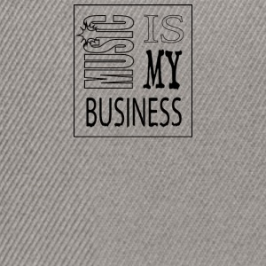 Music is my Business - Snapback Cap