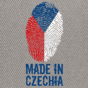 Made in Czechia / Made in Česká - Casquette snapback