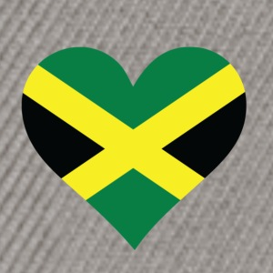 A Heart For Jamaica - Snapback Cap