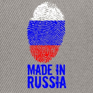 Made in Russia / Made in Russia Россия - Snapback Cap