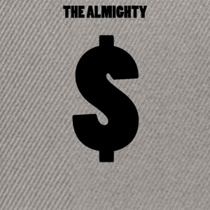 The Almighty - Snapback Cap
