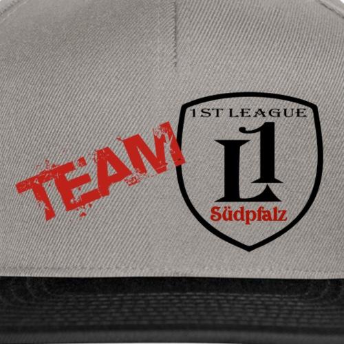 teamcapblack - Snapback Cap