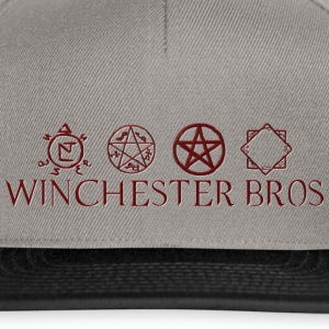 Winchester_Bros - Snapback-caps