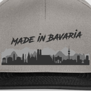 Made in Bayern - Snapback-caps