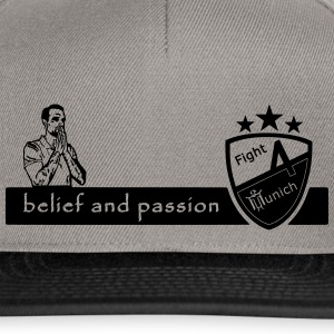 Fight 4 Munich - totaled and passion - Snapback Cap