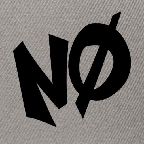 N0 - Gorra Snapback