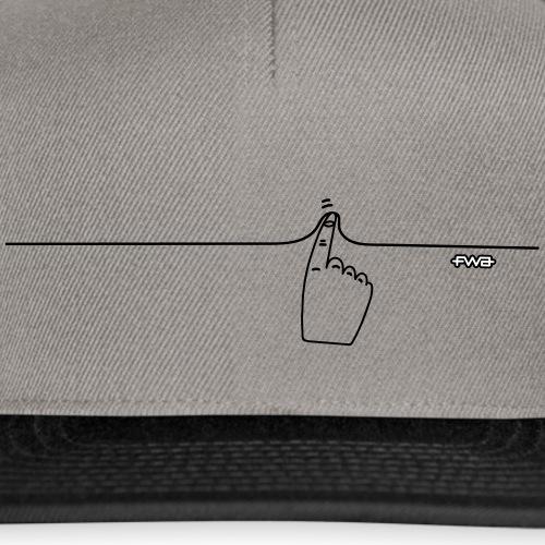Push them boundaries - Snapback Cap