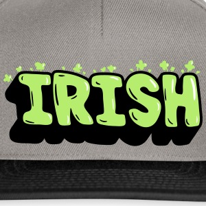 Irish 001 - Snapback Cap