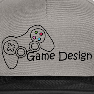 Game Design - Snapback Cap