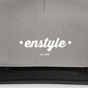 enstyle - Casquette snapback
