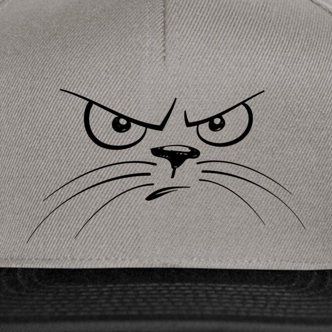 GATTO ARRABBIATO - ANGRY CAT