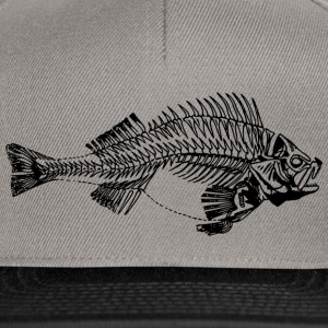 Beautiful perch - Snapback Cap