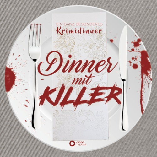 DINNER MIT KILLER und MESSER - Snapback Cap