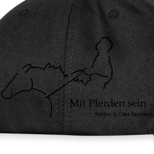 MPS Logoschriftzug Back MPS Reiter