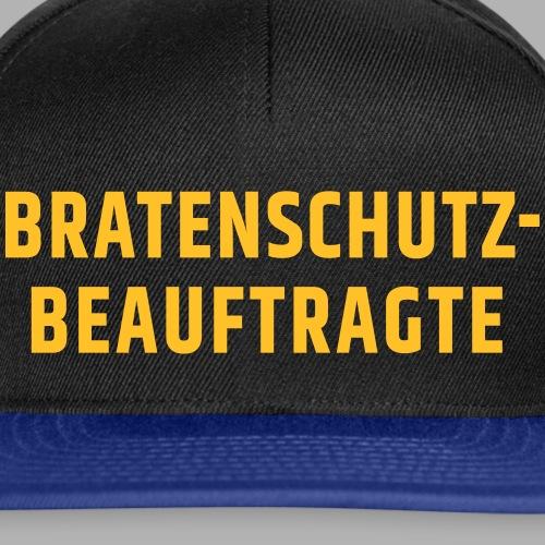 EU Bratenschutz-Beauftragte - Snapback Cap