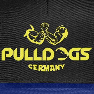Pulldogs Tyskland Logo Neon Collection - Snapbackkeps