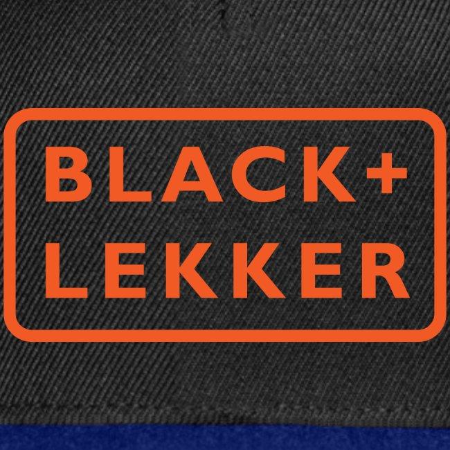 black&lekker