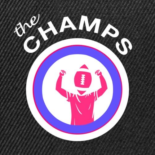 Richtige Champions (Logo white) - Snapback Cap