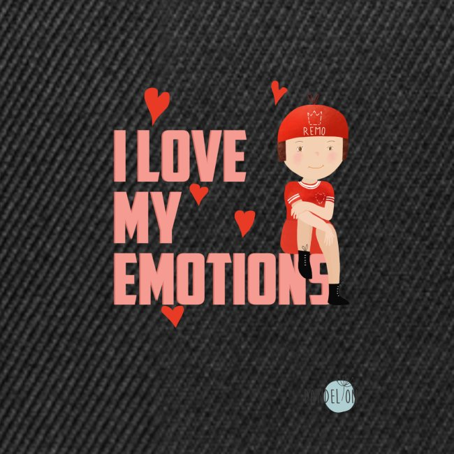i love my emotions girl