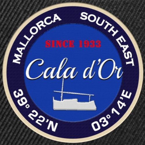 Cala d'Or im Südosten von Mallorca - Gorra Snapback