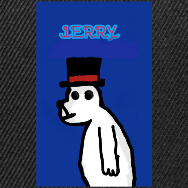 Jerry with tophat