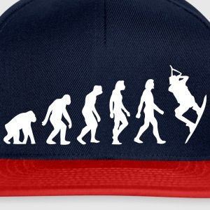 The Evolution Of Kitesurfing - Snapback Cap