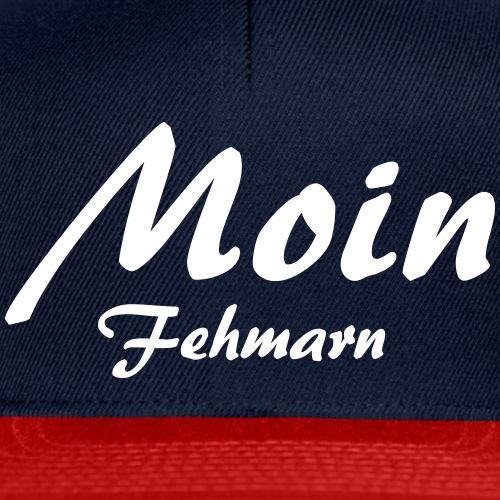 Moin Fehmarn - Snapback Cap