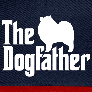 Keeshond Dogfather - Casquette snapback