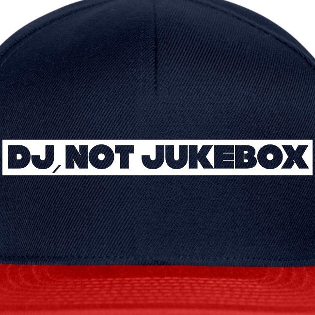 DJ, not Jukebox