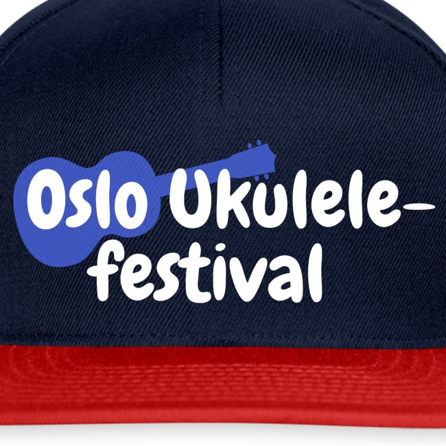 Festival logo hvit